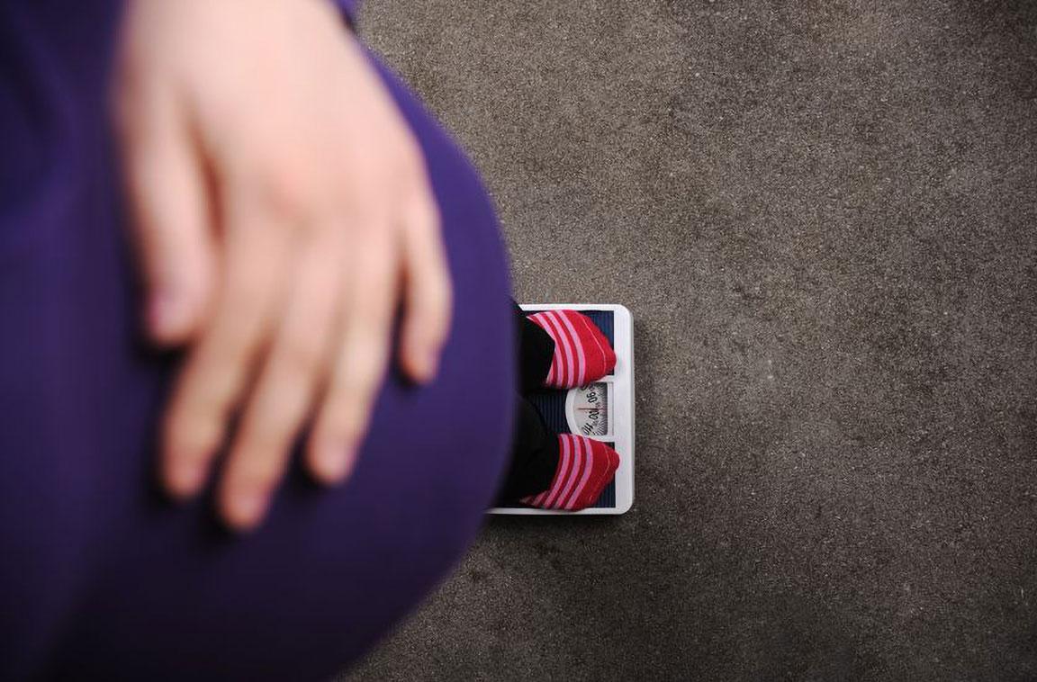 میزان افزایش وزن برای مادران باردار